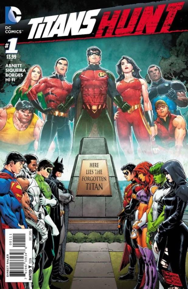 Titans Hunt #1