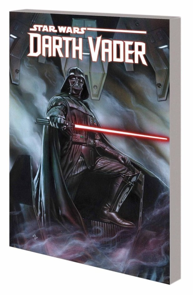 Star Wars Darth Vader Trade Paperback Volume 1 Vader