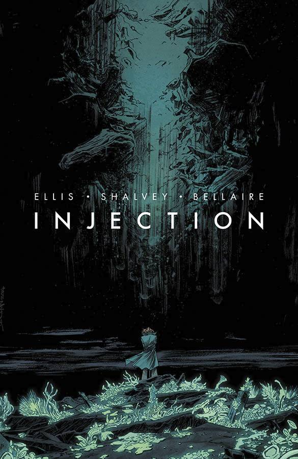 Injection Trade Paperback Volume 1