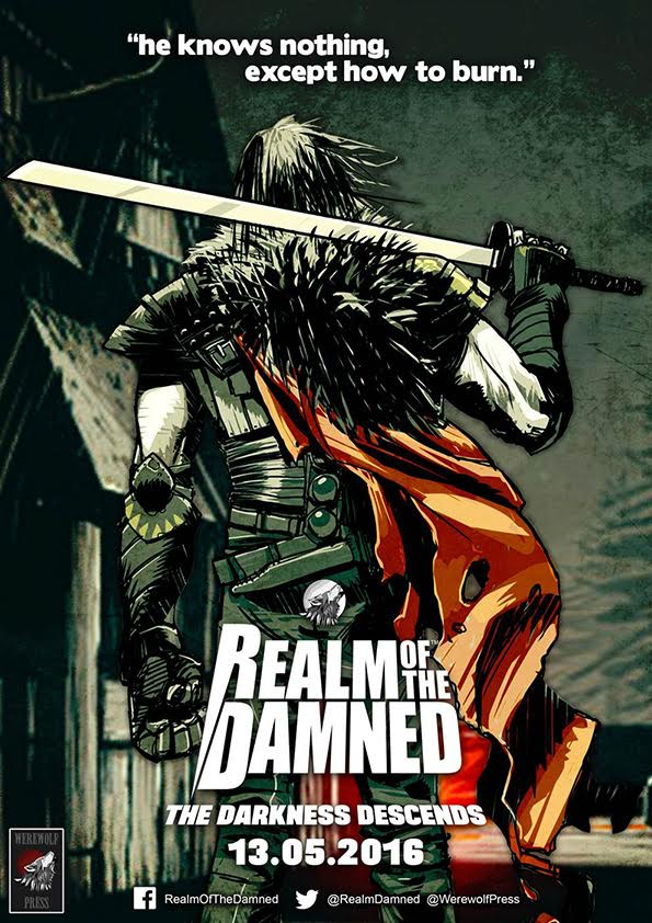 Realm of the Damned: Promotional Art
