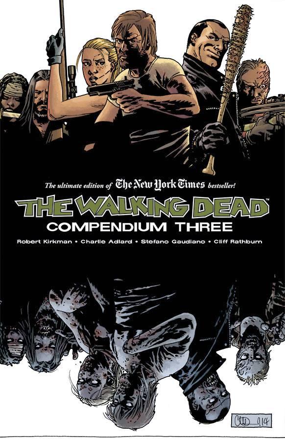Walking Dead Compendium Trade Paperback Volume 3