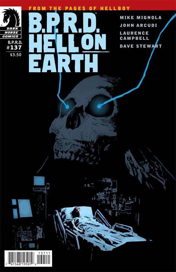 BPRD Hell On Earth #137