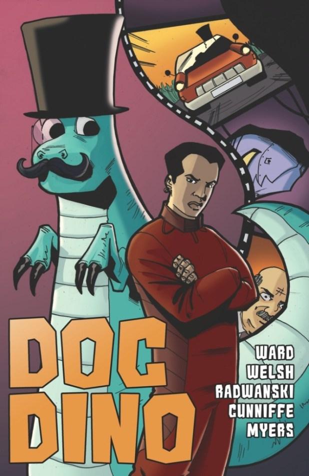 Doc Dino Promo Art