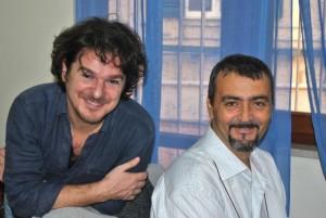 Salvatore Di Marco and Antonino Pirrotta of Grafimated Catoon