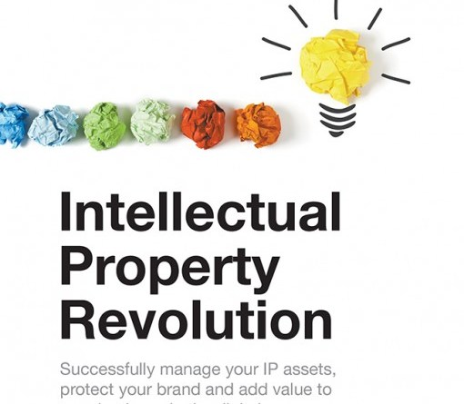 Intellectual Property Revolution - Cover