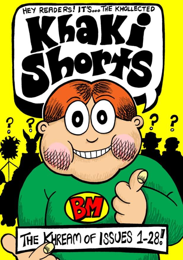 Khaki Shorts - Cover