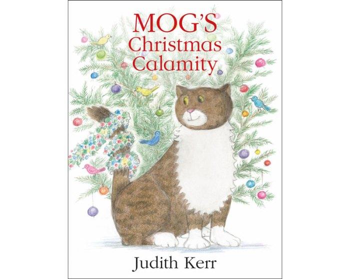 Mog's Christmas Calamity - Cover