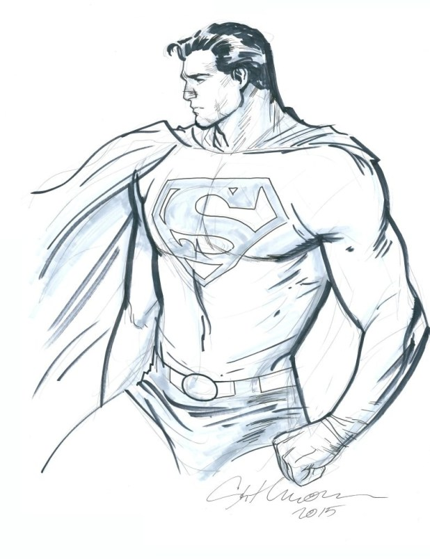 Superman by Stuart Immonen