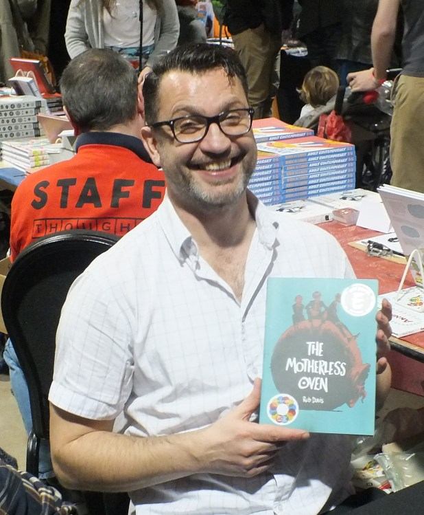 Thought Bubble 2015 D Rob Davis