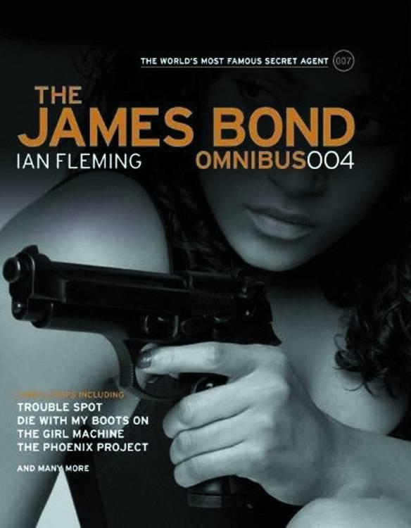 James Bond Omnibus Trade Paperback Volume 4