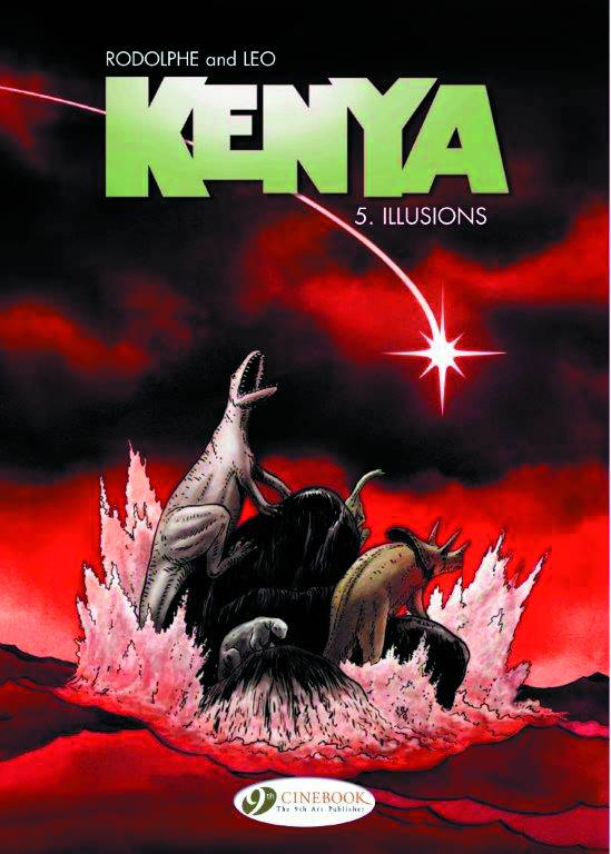 Kenya Graphic Novel Volume 5: Illusions