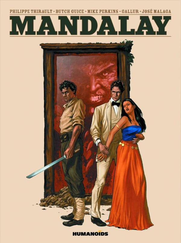 Mandalay Hard Cover