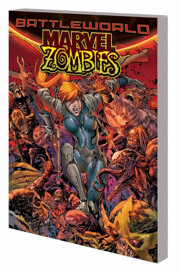 Marvel Zombies Trade Paperback Battleworld
