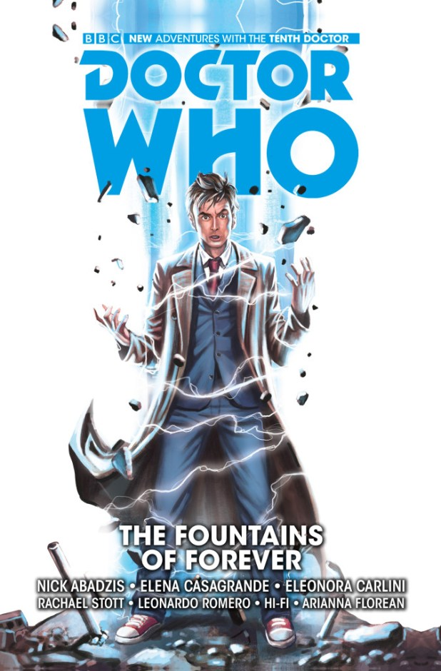 Doctor Who: The Tenth Doctor Volume 3: The Fountains of Forever