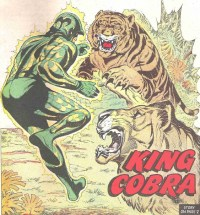 Hotspur Issue 856: King Cobra