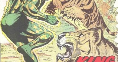 Hotspur Issue 856: King Cobra