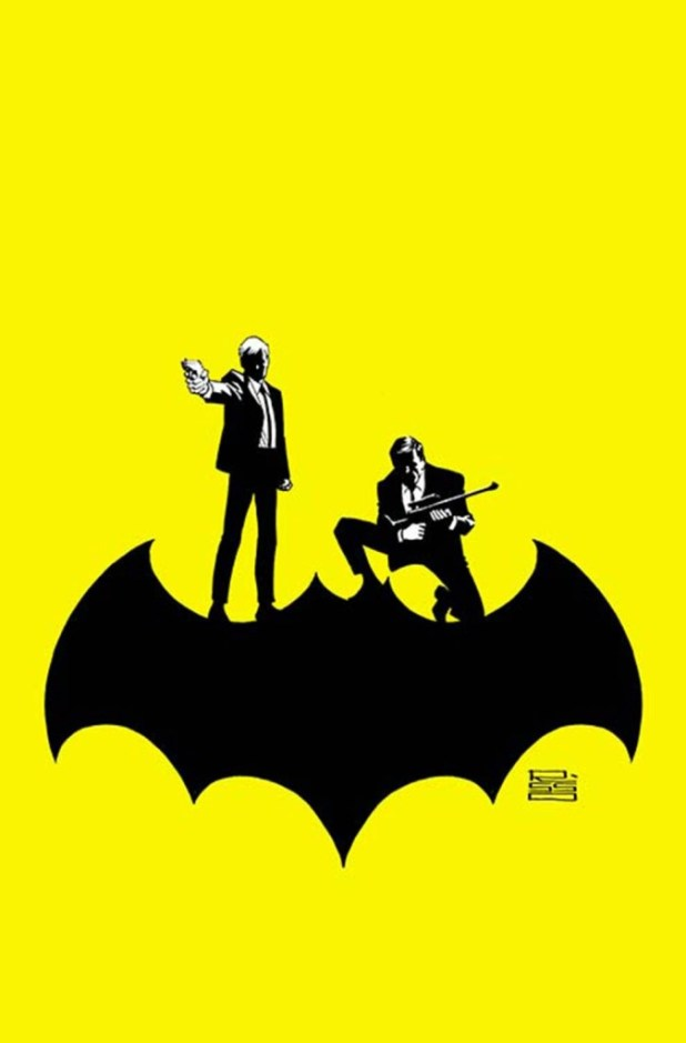 Batman 66 Meets The Man From U.N.C.L.E. #1 - Promo Art