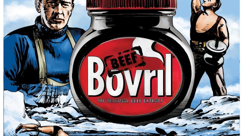 """Bovril  Brigade"" Revived for brand's 130th Anniversary: Pat Mills Pens Celebratory Comics"