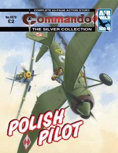 Commando No 4878 – Polish Pilot