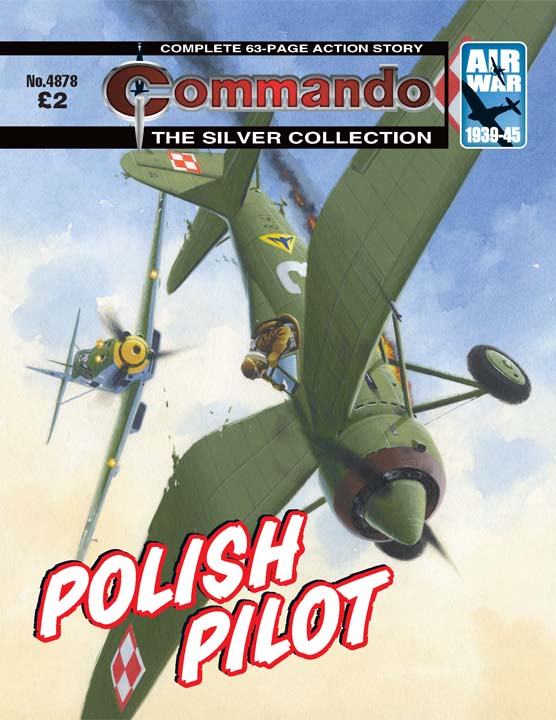 Commando No 4878 – Polish Pilot