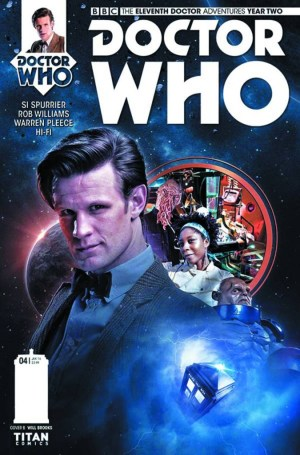 Doctor Who 11th Year Two #4 - Subs