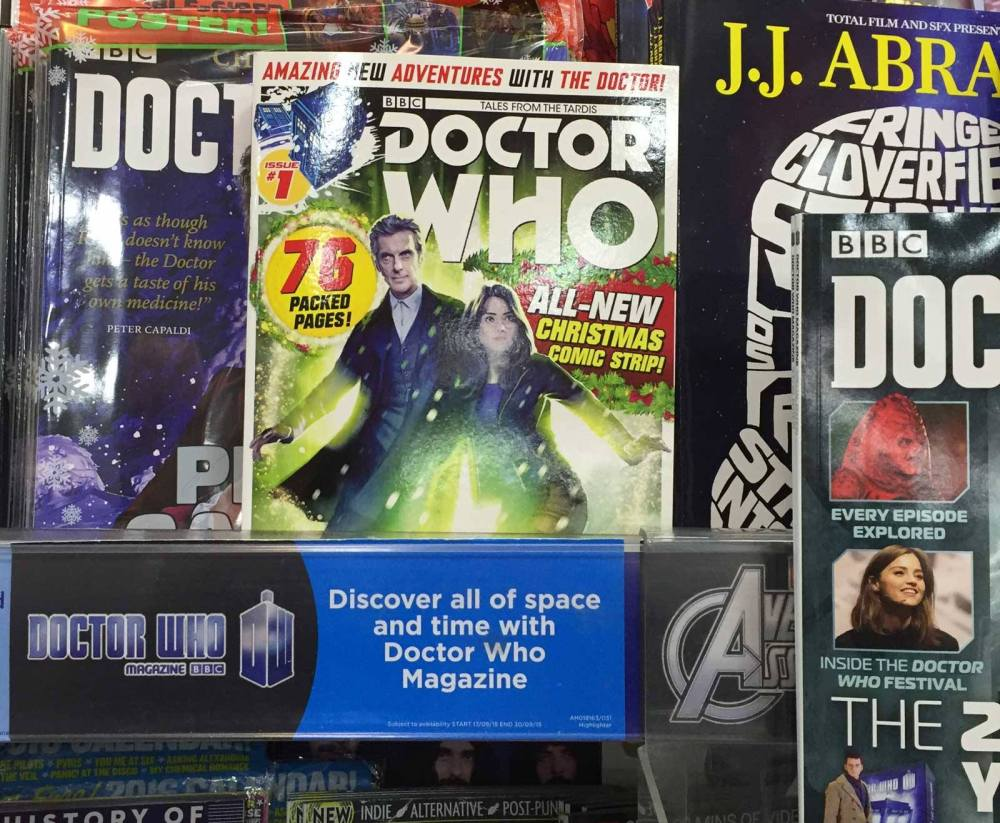 When a publisher has paid a high street retailer for shelf space, the least that retailer could do is monitor it properly and not confuse its customers.