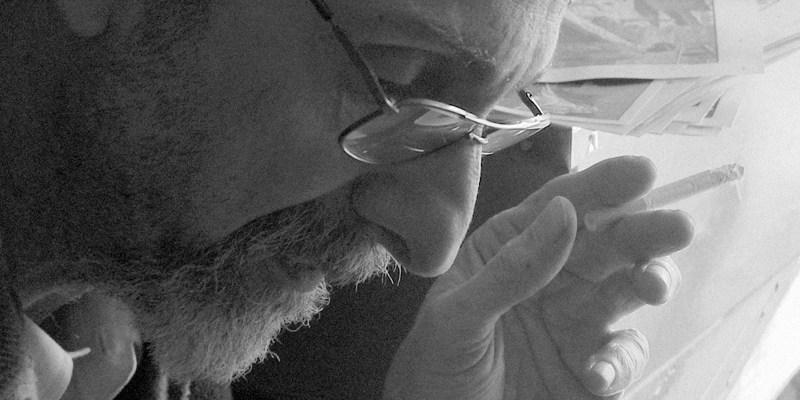 Enrique Alacatena. Promotional image for the Alacatena documentary