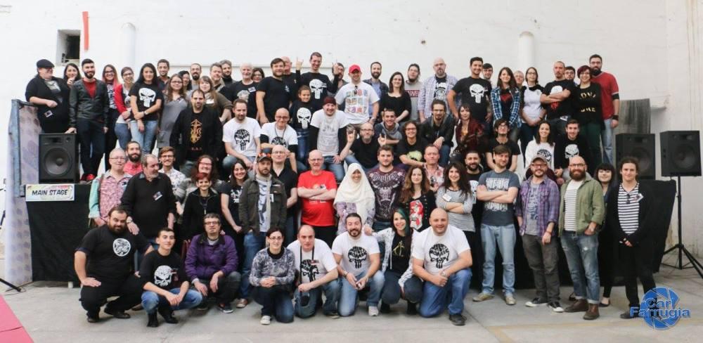 Malta Comic Con 2015 - Group Image
