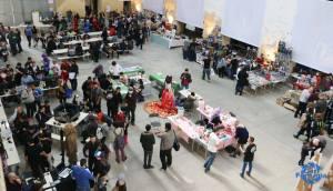 Malta Comic Con 2015: Main Hall