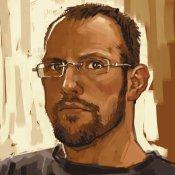 Ross Dearsley - Self Portrait