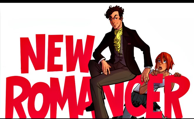 New Romancer (DC Comics)