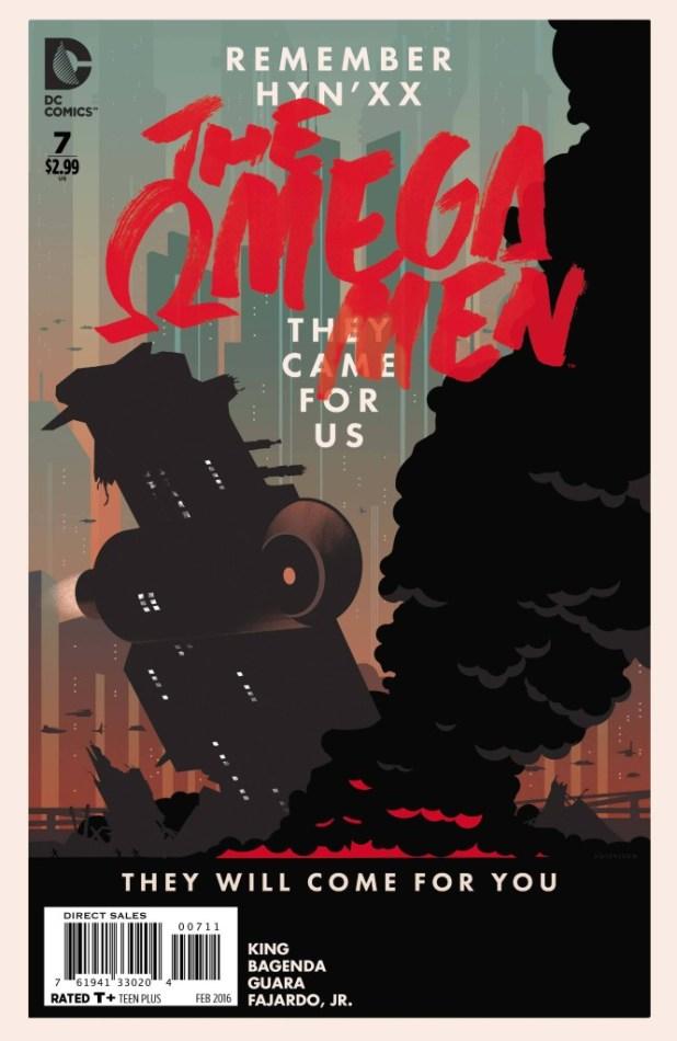 Omega Men #7