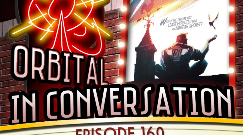 Orbital in Conversation Episode 160: Mark Millar