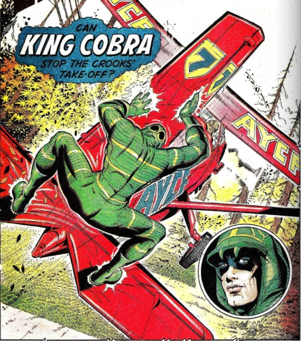 "The Hotspur Issue 1061 ""King Cobra"""