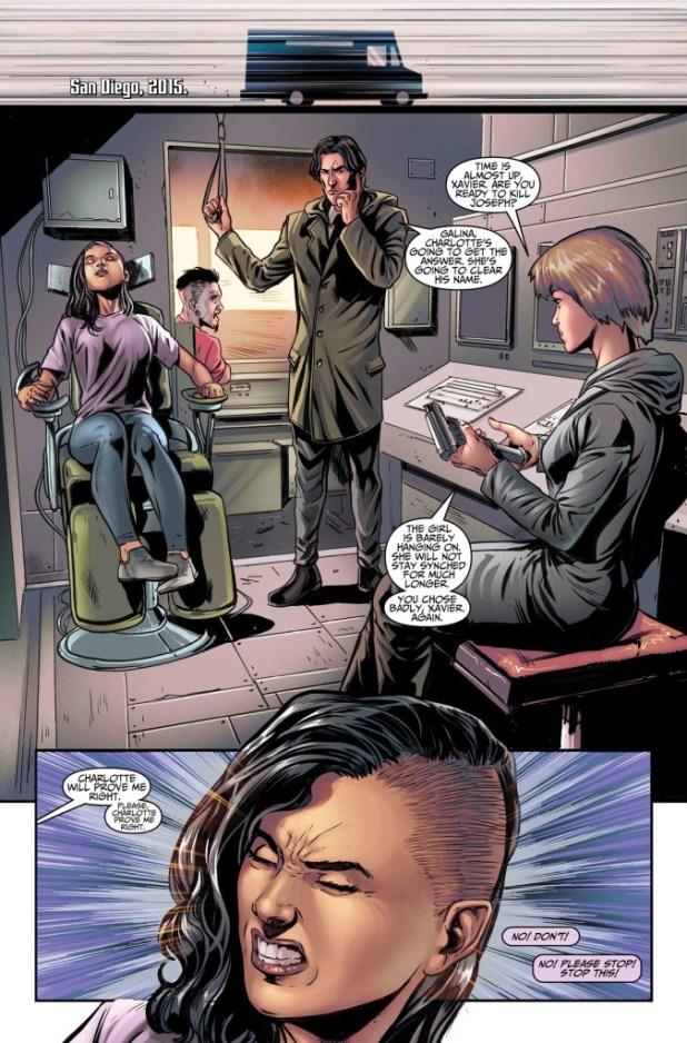 Assassin's Creed #4 Preview 1