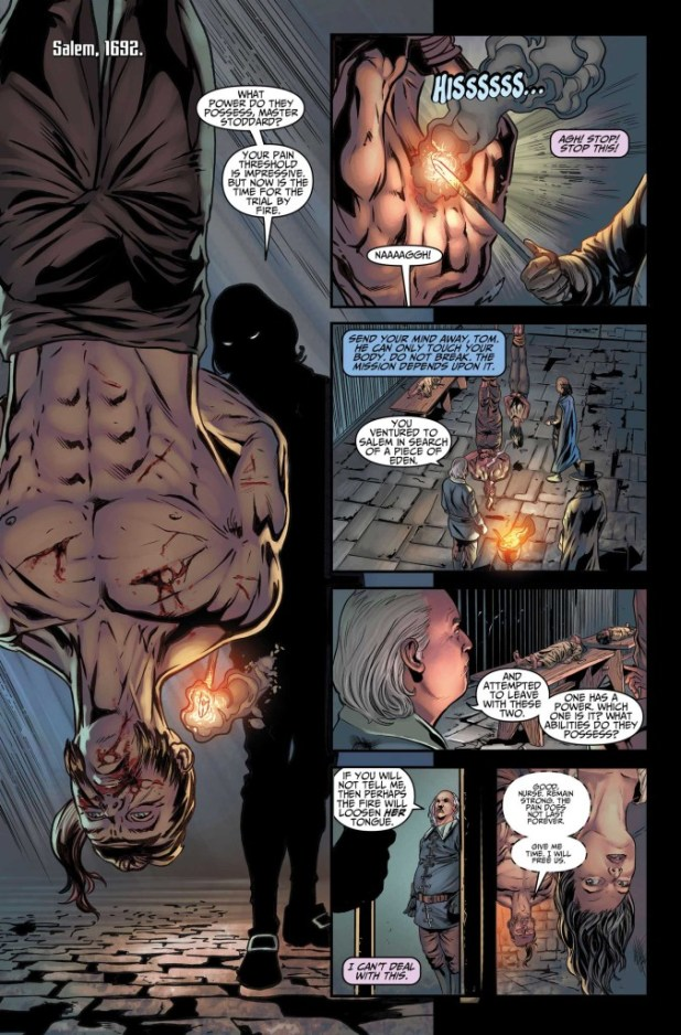 Assassin's Creed #4 Preview 2