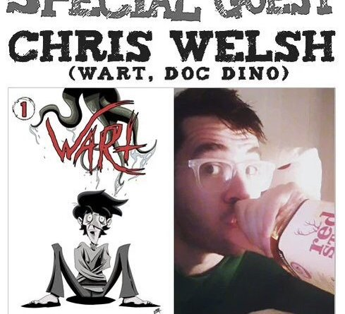 Amazing Comics Podcast Episode 28: Chris-Welsh