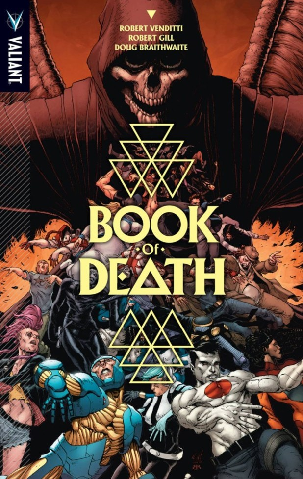 Book Of Death Trade Paperback