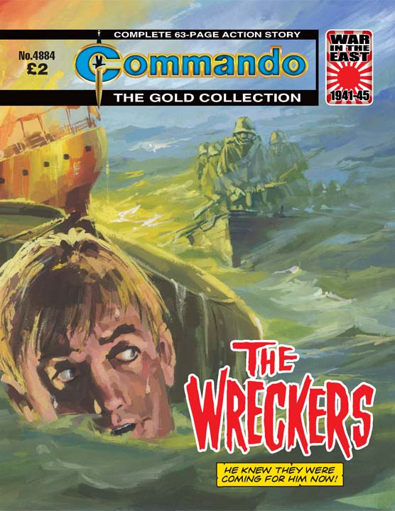 Commando No 4884 – The Wreckers