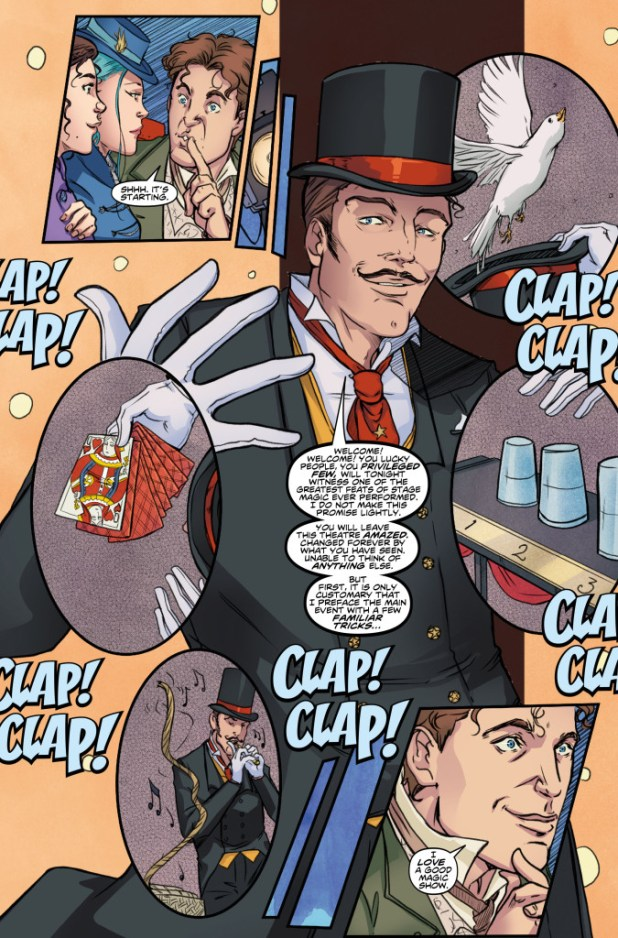 Doctor Who: The Eighth Doctor #3 - Preview 3