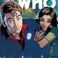Doctor Who: The Tenth Doctor Year 2 #5 - Cover A