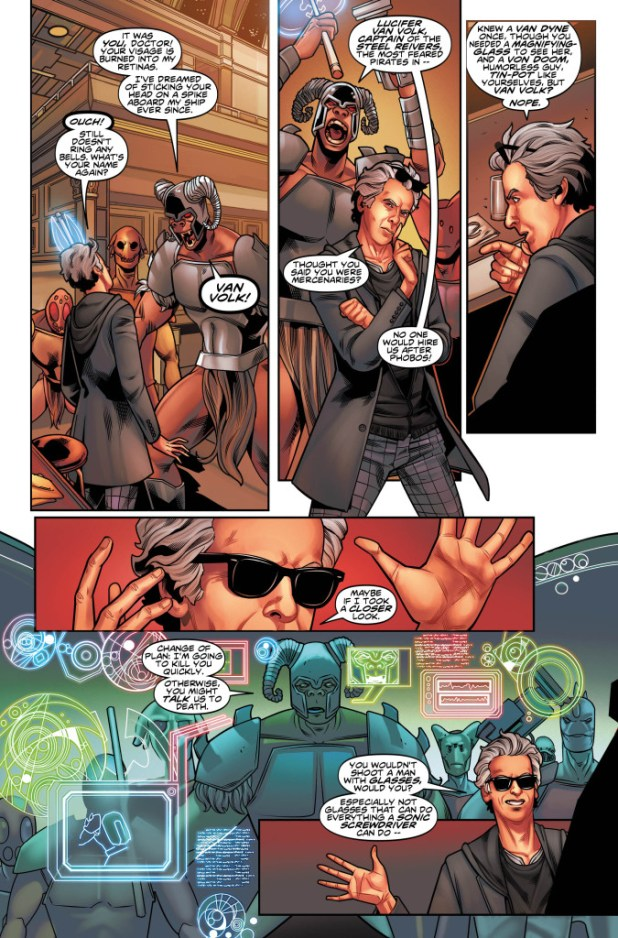 Doctor Who: The Twelfth Doctor – Year Two #1 - Preview2