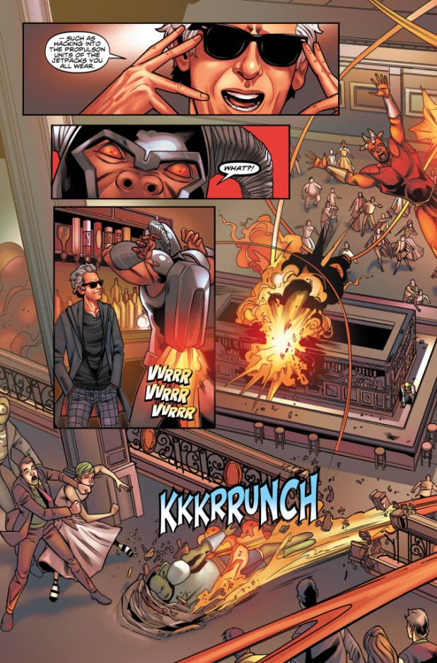 Doctor Who: The Twelfth Doctor – Year Two #1 - Preview3