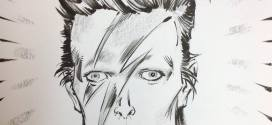 Comic Creators Worldwide Pay Homage to David Bowie