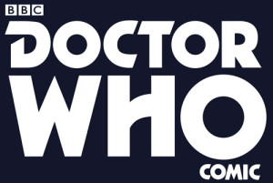 DoctorWho Comic Logo