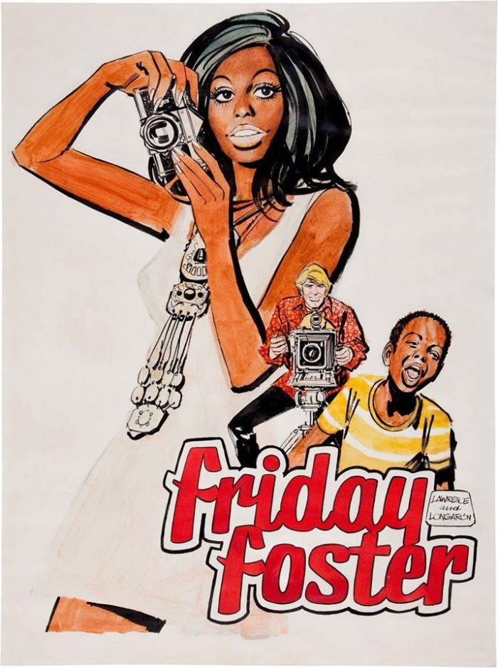 Friday Foster Art