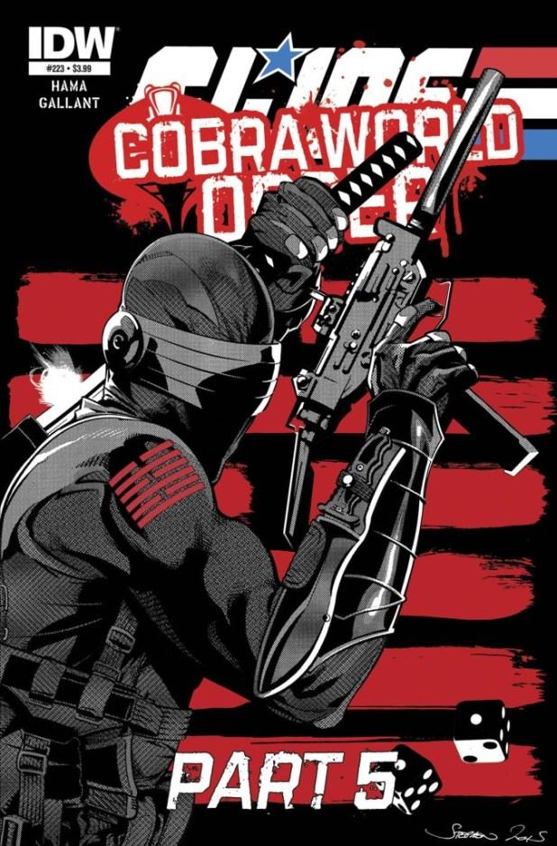 GI Joe A Real American Hero #223