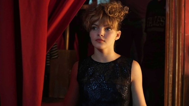 """Camren Bicondova as Selina Kyle (the Future Catwoman) in Gotham """"The Last Laugh"""". Image: Warner Bros."""