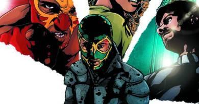 Heroes: Vengeance #4 - Regular Cover