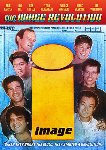 Image Revolution Film Poster - Shout Factory
